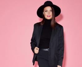 Оксана Федорова в красивом национальном костюме приняла участие в новом проекте