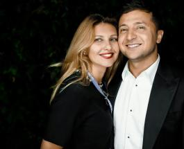 Елена Зеленская назвала мужа настоящим мужчиной трогательно поздравив его с днем рождения