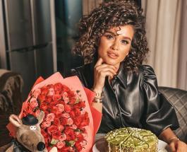 Очаровательные дочери Ксении Бородиной: красивые и забавные фото Маруси и Теоны