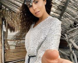 Настя Каменских запустила танцевальный флешмоб но привлекла внимание размером кистей
