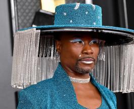 Шляпа Билли Портера на «Грэмми - 2020» породила множество шуток в Сети
