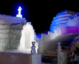 Всемирно известный Ice Hotel не будет работать в 2020 году из-за нехватки льда