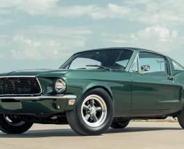 Ford Mustang, на котором Стив Маккуин гнался за мафией в фильме Bullitt, уйдет с молотка