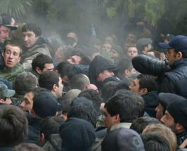 Попытка переворота в Абхазии: оппозиция выступает против действующего президента