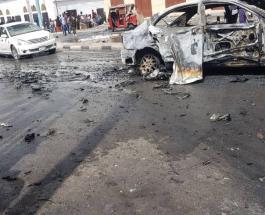 В результате взрыва бомбы в Сомали пострадали 11 человек