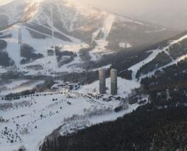 На горнолыжном курорте в Японии сошла лавина: один человек погиб
