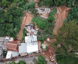 Наводнение в Бразилии: 54 человека погибли, более 30 000 – эвакуированы
