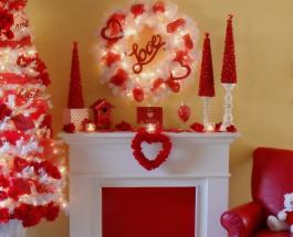 Новый тренд в соцсетях - елки, украшенные ко Дню Святого Валентина