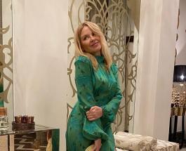 Поборовшая рак Кайли Миноуг в красивом платье блистала на красной дорожке Arts Awards