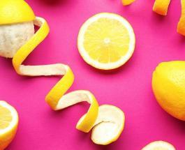 Предотвращает рак и болезни сердца: полезные свойства лимонной кожуры