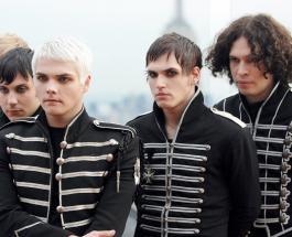 My Chemical Romance возвращаются: анонсирован концерт группы
