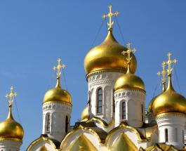 В России построят самую большую в мире православную церковь: 3D-модель будущего храма