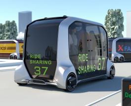 10 самых крутых электромобилей и гибридов, которые будут представлены на CES-2020