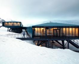 Бразилия открыла базу в Антарктиде: ремонт объекта обошелся в 100 миллионов долларов