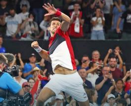 Кубок ATP: Новак Джокович и Рафаэль Надаль одержали свои первые победы в 2020 году