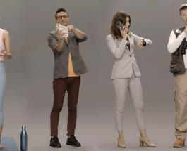 На выставке CES 2020 Samsung представил Неонов – искусственных людей с естественными эмоциями