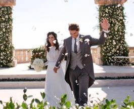 Олимпийский чемпион по теннису Рафаэль Надаль впервые поделился свадебными фотографиями