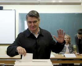 Итоги президентских выборов в Хорватии: победа Зорана Милановича