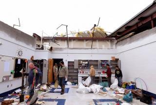 11 человек погибли в США в результате сильных штормов: фото разрушительной силы стихии