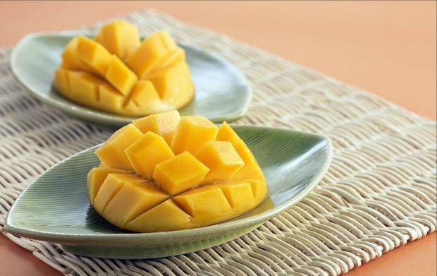 КАК ВЫБРАТЬ МАНГО, выбор спелого манго