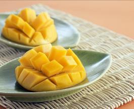 Понюхать, потрогать и посмотреть: как определить спелость манго