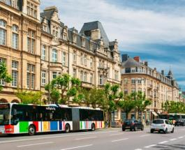 Люксембург стал первой страной в мире с полностью бесплатным общественным транспортом