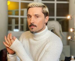 Дима Билан перед концертом погружается в «транс»: певец написал пост в Сети выходя на сцену