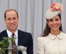 Ослепительная Кейт Миддлтон и принц Уильям прошлись по красной дорожке церемонии BAFTA