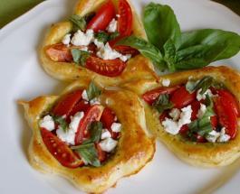 Тарталетки с помидорами и соусом песто от Юлии Высоцкой: быстрый рецепт вкусного блюда