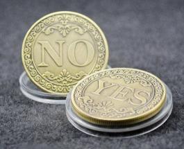 Праздники 8 февраля: День подбрасывания монетки – выбор за Вселенной