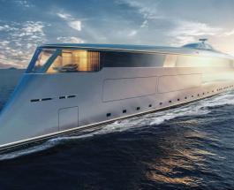 Билл Гейтс купил экологическую яхту которая полностью работает на жидком водороде