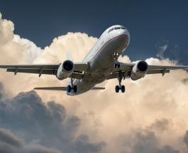 Пассажирский самолет в рекордное время пересек Атлантику благодаря погодным условиям