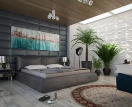 Комнатные растения в спальне которые помогут спать крепче и лучше