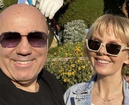 Шпагат Валерии в дверном проеме: растяжка певицы удивила даже Иосифа Пригожина