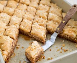 Пахлава: простой рецепт восточной сладости в подарок настоящему гурману