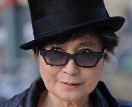 Вдова Джона Леннона отмечает день рождения: японской художнице Йоко Оно исполнилось 87 лет