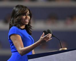 Мишель Обама обнародовала фото с выпускного чтобы помочь ученикам старших классов