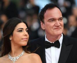 56-летний Квентин Тарантино впервые стал отцом: супруга режиссера родила сына