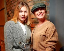 Елена Кравец поделилась архивным фото дочери в честь ее 17-летия