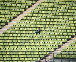 Из-за коронавируса в Италии были отменены футбольные матчи и массовые мероприятия