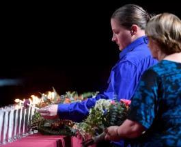 В Австралии отдали дань памяти 25 погибшим в результате лесных пожаров
