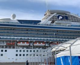 "Японские власти передали 2000 iPhone пассажирам судна ""Алмазная принцесса"""