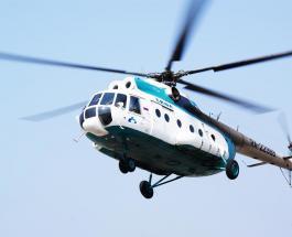 В Западной Сибири совершил жесткую посадку вертолет Ми-8: есть погибшие