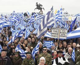 Жители Греции протестуют против мигрантов: ранены десятки людей