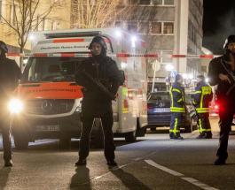 Теракт в Германии: мужчина расстрелял 10 человек и был найден мёртвым в собственном доме