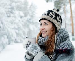 Зимние прогулки: несомненная польза для здоровья и настроения