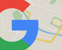 Google Maps 15 лет: сервис обновил логотип и приложение для мобильных устройств