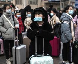 Китайский коронавирус: первая смерть за пределами Поднебесной