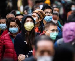Китайский коронавирус: количество жертв превысило 800 человек