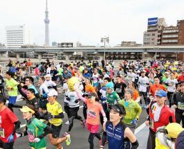 Китайский коронавирус: в Токио отменят марафон для 38 000 бегунов-любителей